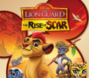 The Lion Guard: The Rise of Scar (DVD)