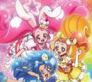 KiraKira☆Pretty Cure A La Mode Blu-ray