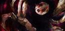 Arakune (Chronophantasma, Arcade Mode Illustration, 3).png