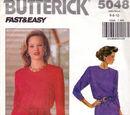 Butterick 5048 A