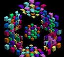 4D Rubik's Cube