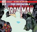 Invincible Iron Man Vol 1 594