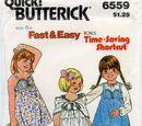 Butterick 6559 A