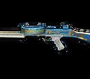 American 180-Knight Blue