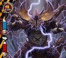 Clashing Arc Dragon, Gaelcorga