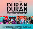 Paper Gods on Tour 2017 - Tokyo