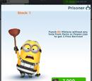 Prisoner Minion Costume