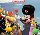 Mario VS Bowser (2018 Movie)