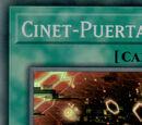 Cinet-Puerta Trasera