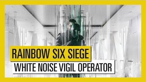 Tom Clancy's Rainbow Six Siege - White Noise Vigil Operator