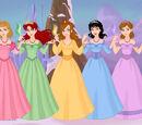 The Princesses of Elemental Magic