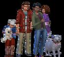 Семьи из «Кошек и собак»