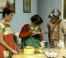 El pastel de Doña Cleotilde (1983)