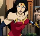 Personagens de Mulher-Maravilha: Deuses e Mortais