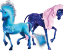 Luminous Unicorns