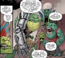 Punk Frogs (IDW)