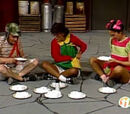 Los pastelitos de merengue (1987)