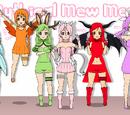 Mythical Mew Mews