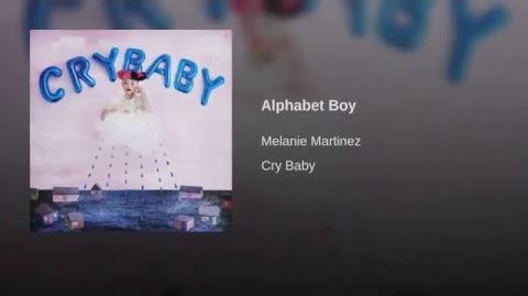 Alphabet Boy (Song)