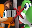 Sticks vs Yoshi