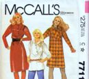 McCall's 7711 A