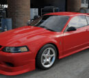 Ford SVT Cobra R (2000)