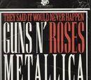 Guns N' Roses/Metallica Stadium Tour