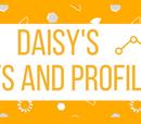 Daisy's Profiles & Statistics