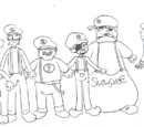 The Mario Family (THOOD)