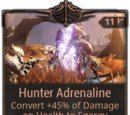 Hunter Adrenaline