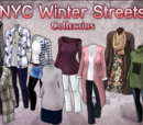 NYC Winter Streets Collection