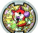 Yo-kai Medals/Song Medals