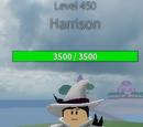 Harrison, Cerulean Wizard