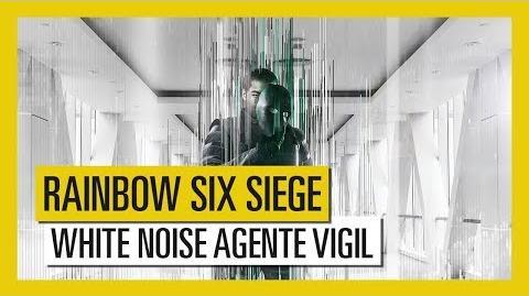 Tom Clancy's Rainbow Six Siege - White Noise Agente Vigil