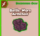 Battle-Worn Armchair