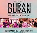 Paper Gods on Tour 2017 - Osaka