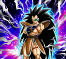 Shocking Arrival Raditz