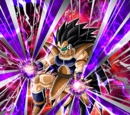 Ruthless Invader Raditz