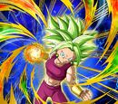 Tight-Knit Fusion Fighter Super Saiyan Kefla
