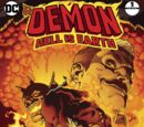 The Demon: Hell Is Earth Vol 1 1