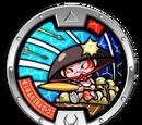 Yo-kai Medals/Normal Medals