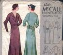McCall 6789 A