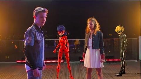 Miraculous Ladybug - Season 2 - Lou & Lenni Kim song! Official Music Video