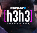 H3h3 Character Pack