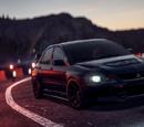 Clear Arrow/Actualización en la progresión en Need For Speed: Payback