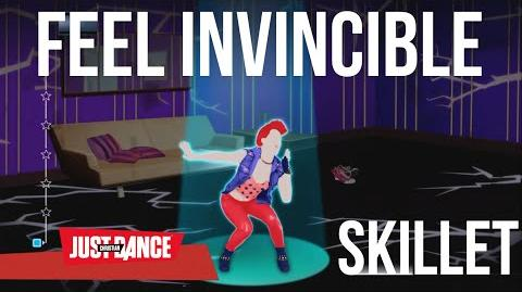 Skillet - Feel Invincible - Christian Just Dance