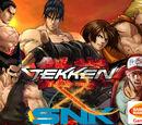Tekken X SNK