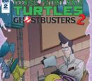 Teenage Mutant Ninja Turtles/Ghostbusters 2 issue 2
