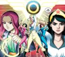 Wonder Girls (DC Bombshells)