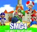 SMG4: The Beat 'em Up! Game